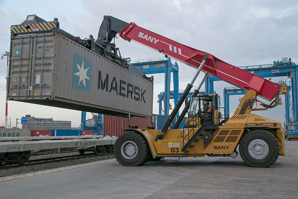 News Kenya Kenya Ports Authority Evacuates Cargo At